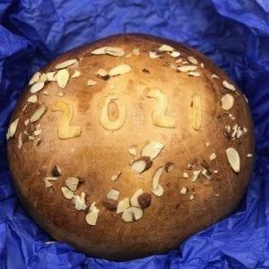 New Year's Bread Vasilopita