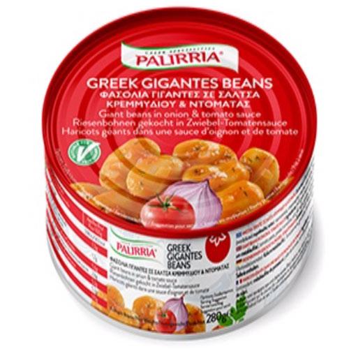 Palirria brand Greek Gigantes Beans