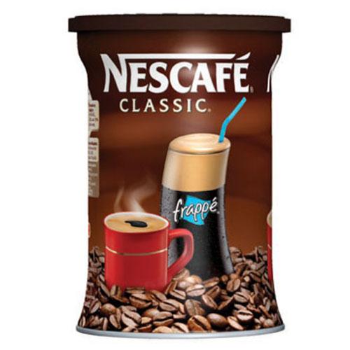 "Nescafé Coffee ""Frappé""."