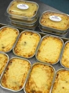 Moussaka and Pastitsio